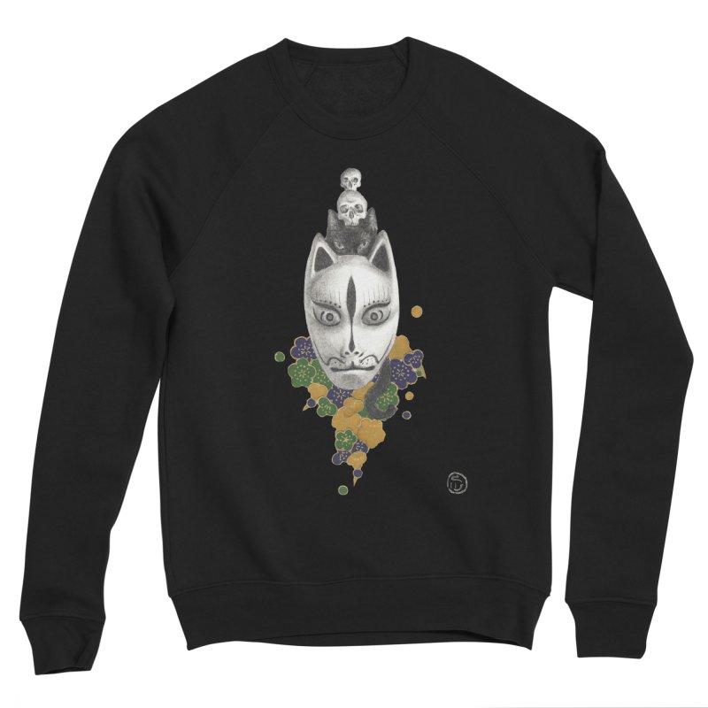 Totem Men's Sponge Fleece Sweatshirt by Stephanie Inagaki