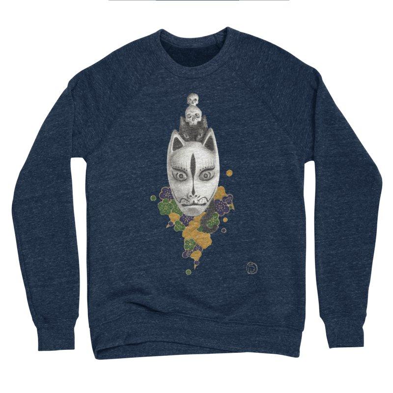 Totem Men's Sponge Fleece Sweatshirt by stephanieinagaki's Artist Shop