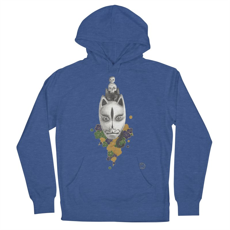 Totem Women's French Terry Pullover Hoody by Stephanie Inagaki
