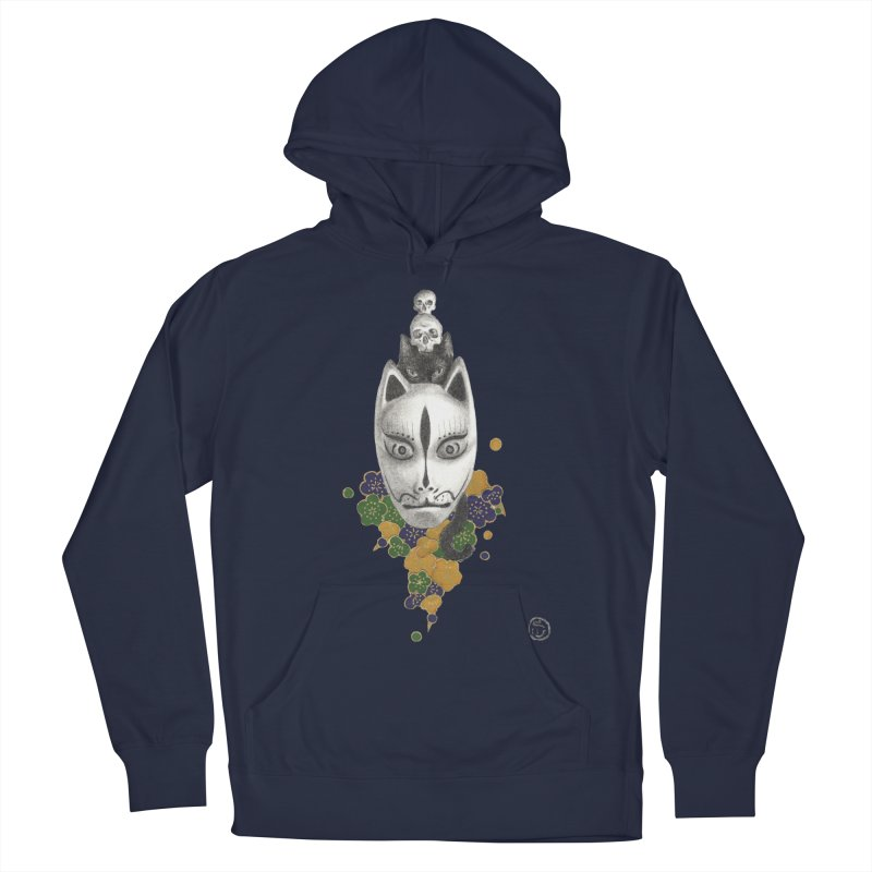 Totem Women's French Terry Pullover Hoody by stephanieinagaki's Artist Shop