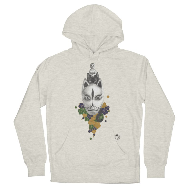 Totem Men's French Terry Pullover Hoody by Stephanie Inagaki