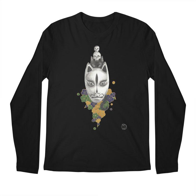 Totem Men's Regular Longsleeve T-Shirt by stephanieinagaki's Artist Shop