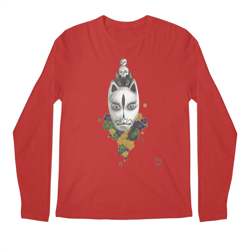 Totem Men's Regular Longsleeve T-Shirt by Stephanie Inagaki