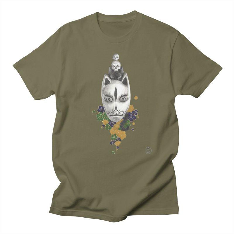 Totem Men's Regular T-Shirt by Stephanie Inagaki