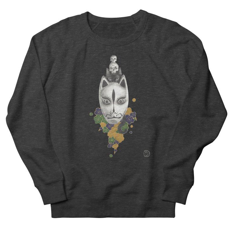Totem Men's French Terry Sweatshirt by stephanieinagaki's Artist Shop
