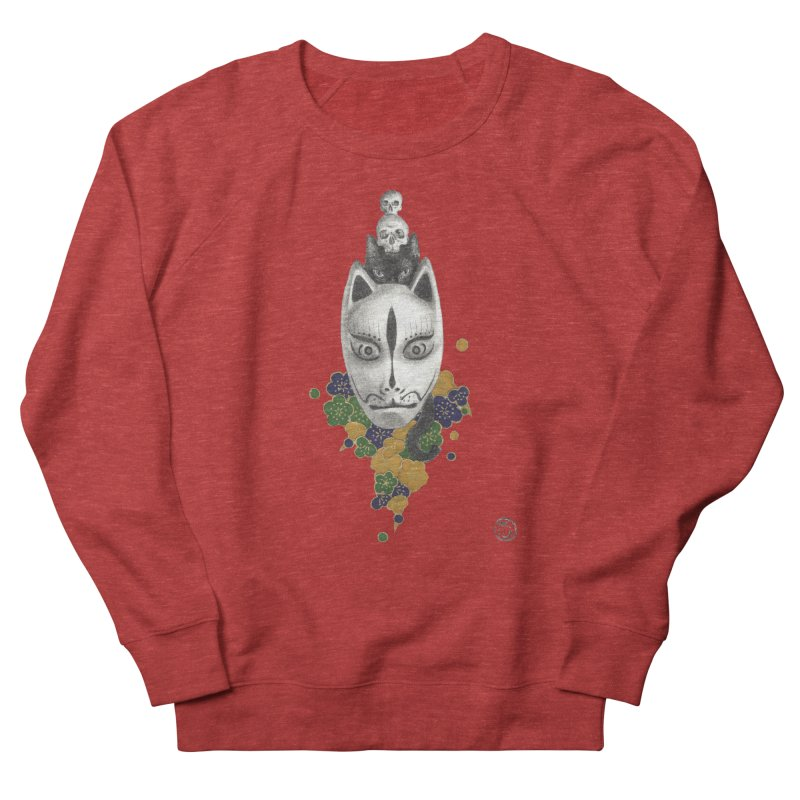 Totem Men's French Terry Sweatshirt by Stephanie Inagaki