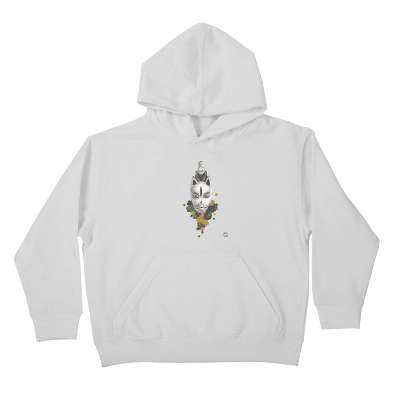 Totem Kids Pullover Hoody by Stephanie Inagaki