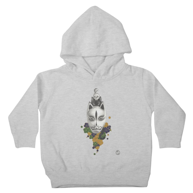 Totem Kids Toddler Pullover Hoody by stephanieinagaki's Artist Shop