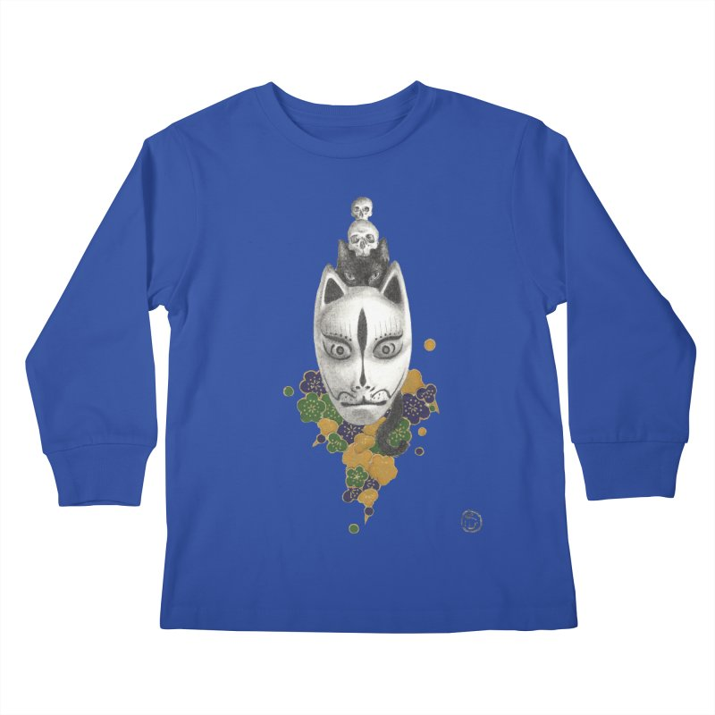 Totem Kids Longsleeve T-Shirt by Stephanie Inagaki