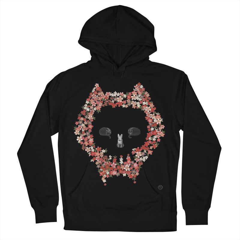 The Devil's Minions Women's French Terry Pullover Hoody by Stephanie Inagaki