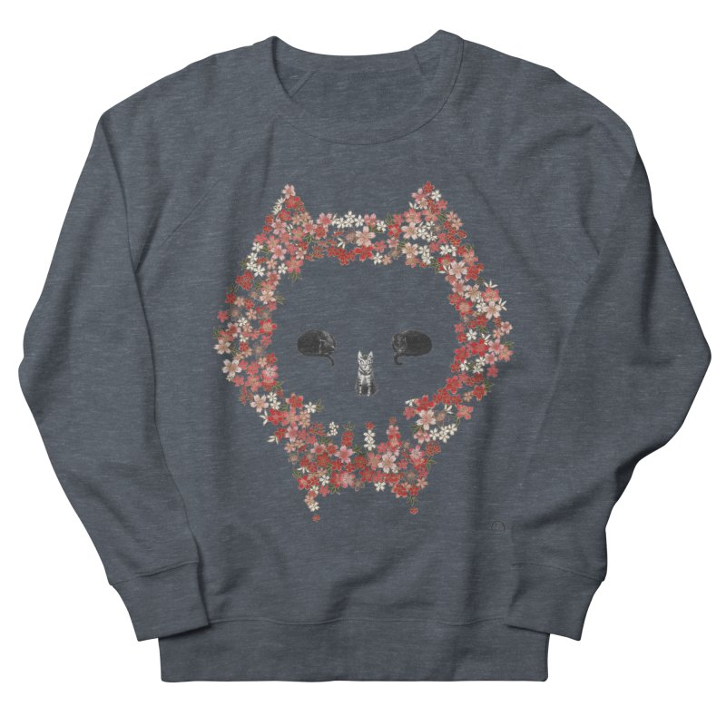 The Devil's Minions Women's French Terry Sweatshirt by Stephanie Inagaki