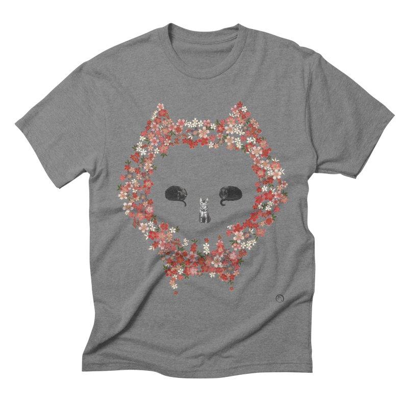 The Devil's Minions Men's Triblend T-Shirt by Stephanie Inagaki