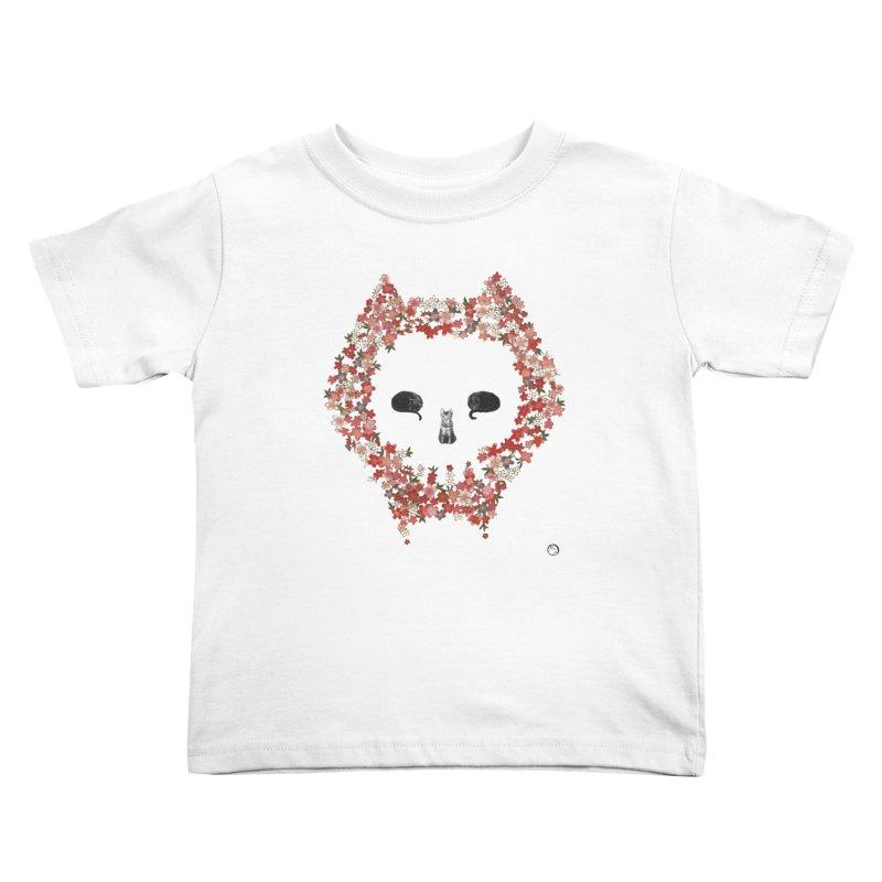 The Devil's Minions Kids Toddler T-Shirt by Stephanie Inagaki