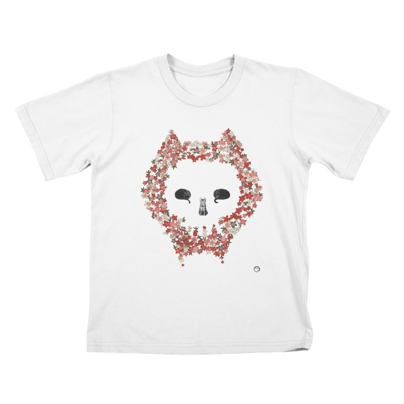 The Devil's Minions Kids T-Shirt by Stephanie Inagaki
