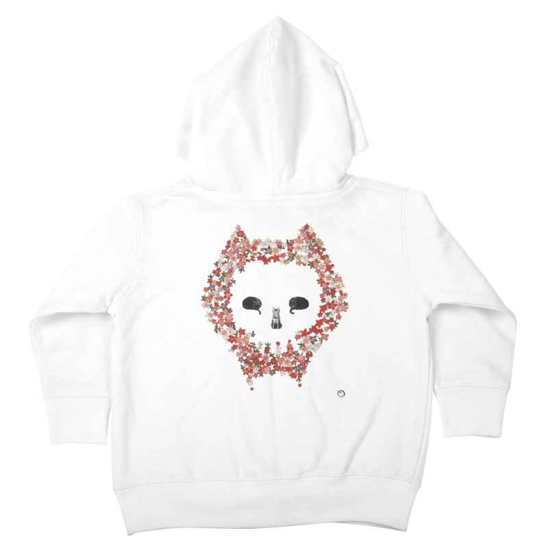 The Devil's Minions Kids Toddler Zip-Up Hoody by Stephanie Inagaki