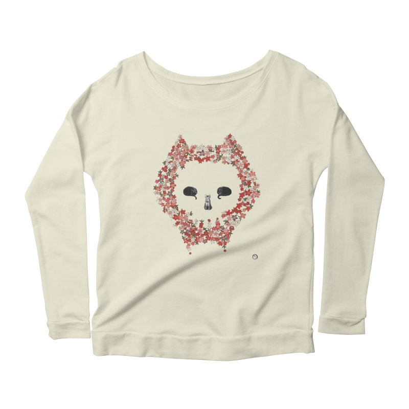 The Devil's Minions Women's Scoop Neck Longsleeve T-Shirt by Stephanie Inagaki