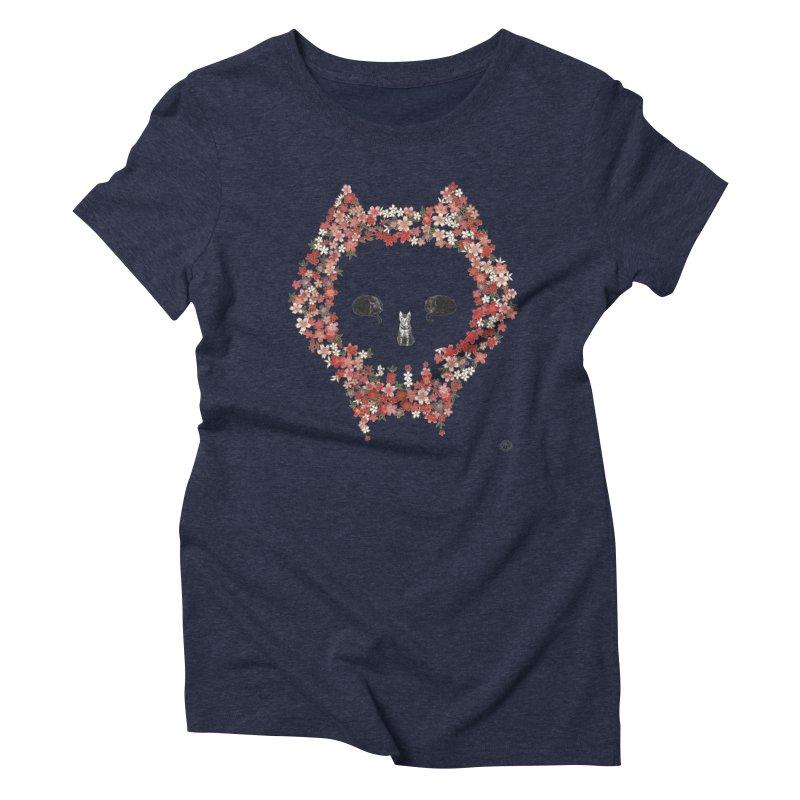 The Devil's Minions Women's Triblend T-Shirt by Stephanie Inagaki