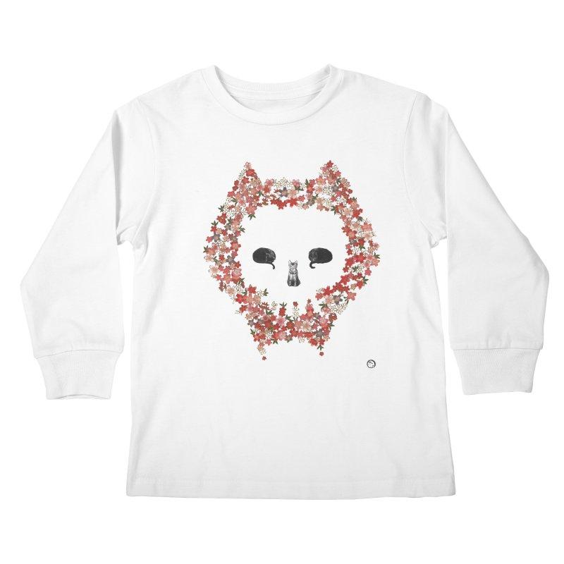 The Devil's Minions Kids Longsleeve T-Shirt by stephanieinagaki's Artist Shop