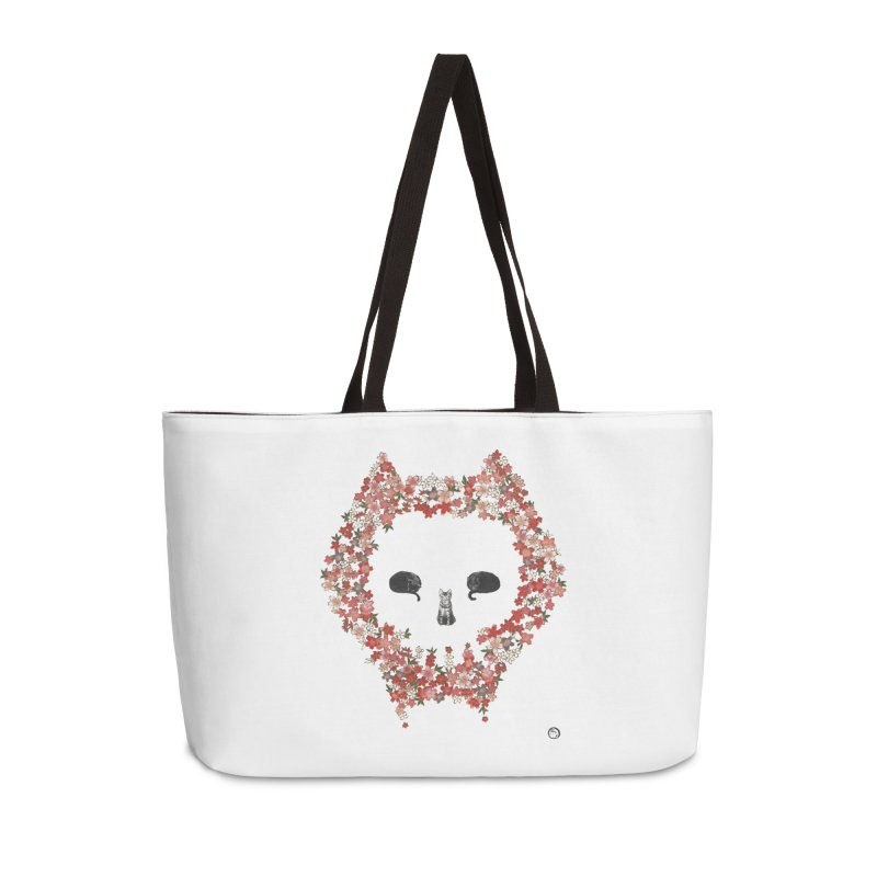 The Devil's Minions Accessories Weekender Bag Bag by Stephanie Inagaki