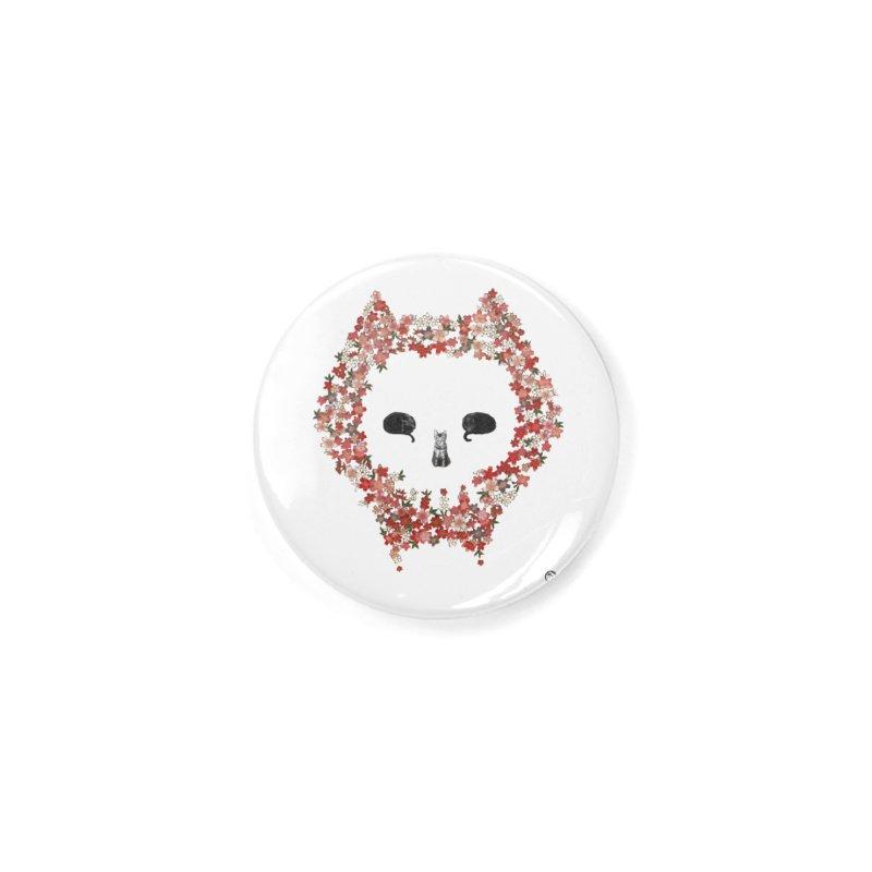 The Devil's Minions Accessories Button by Stephanie Inagaki