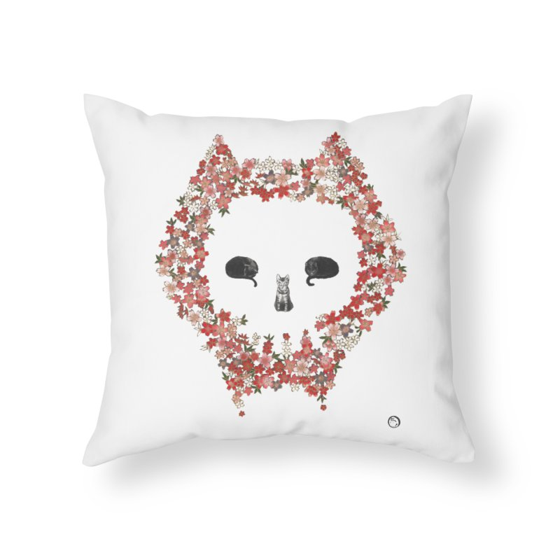 The Devil's Minions Home Throw Pillow by Stephanie Inagaki