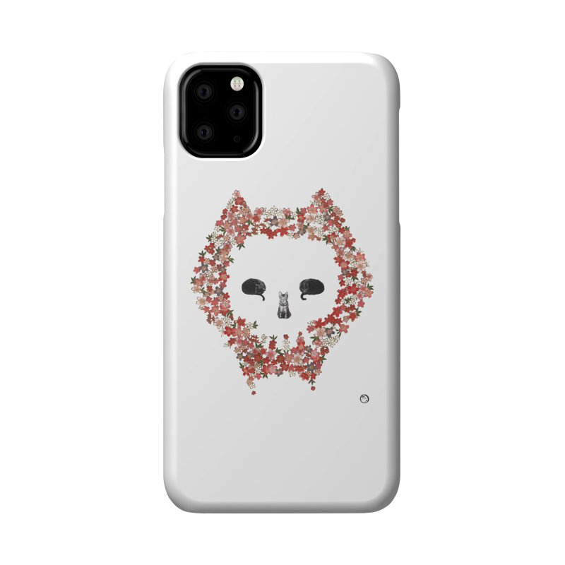 The Devil's Minions Accessories Phone Case by Stephanie Inagaki