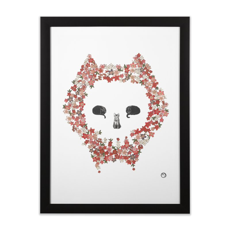 The Devil's Minions Home Framed Fine Art Print by Stephanie Inagaki