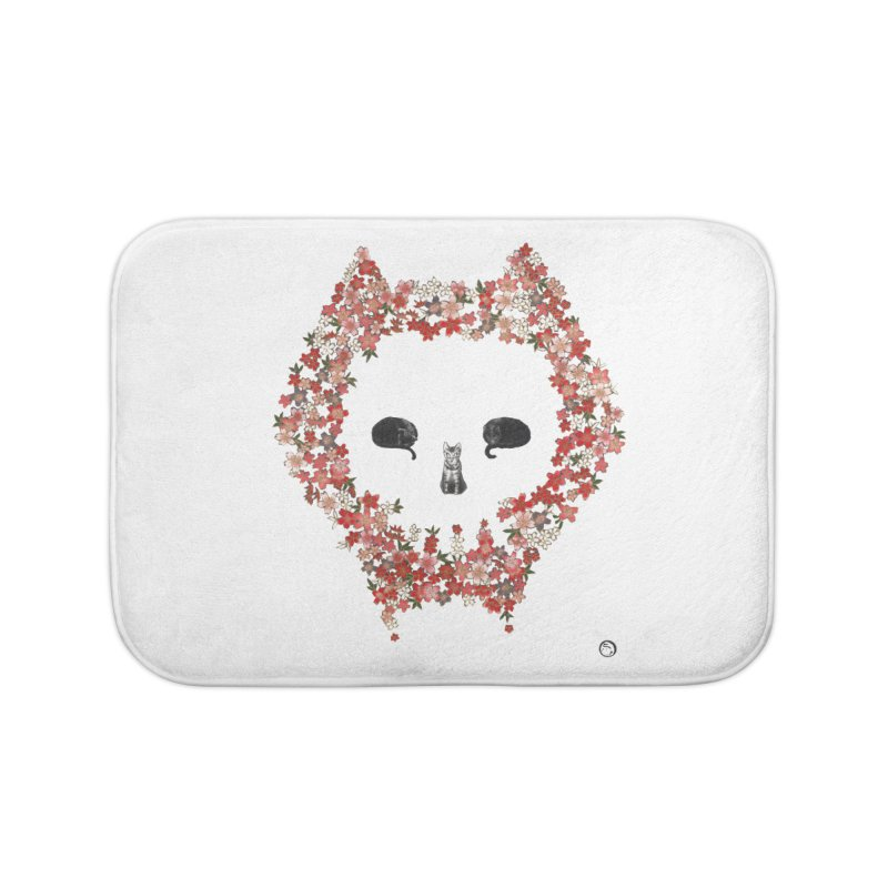 The Devil's Minions Home Bath Mat by Stephanie Inagaki