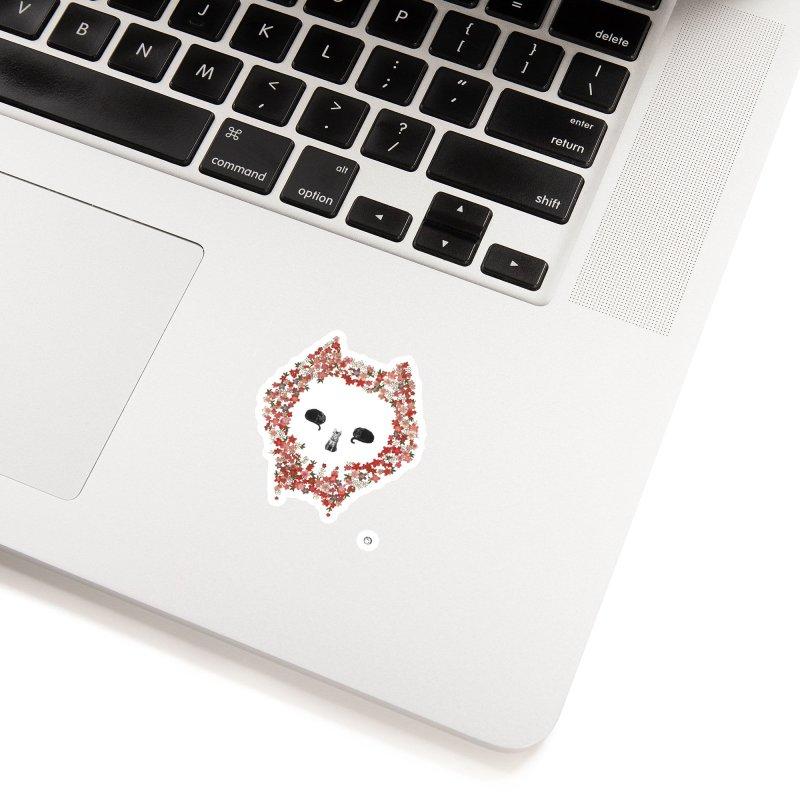 The Devil's Minions Accessories Sticker by Stephanie Inagaki