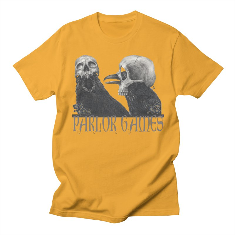 Parlor Games Men's Regular T-Shirt by Stephanie Inagaki