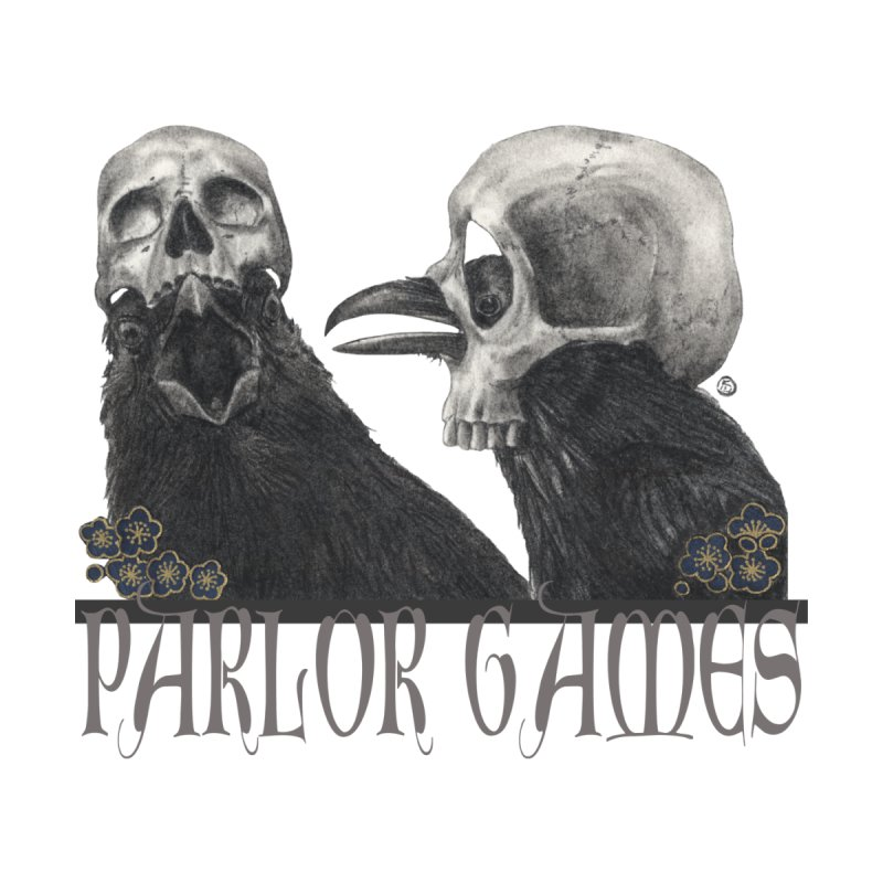 Parlor Games Men's T-Shirt by Stephanie Inagaki