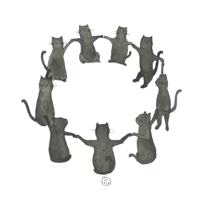 Kitty Coven by Stephanie Inagaki