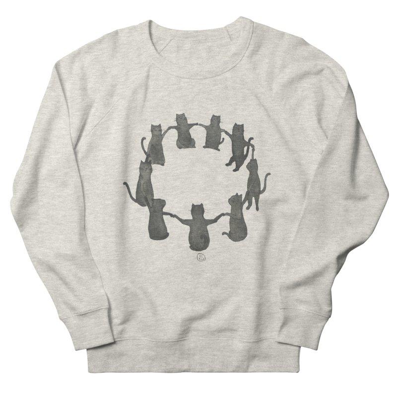 Kitty Coven Women's French Terry Sweatshirt by Stephanie Inagaki