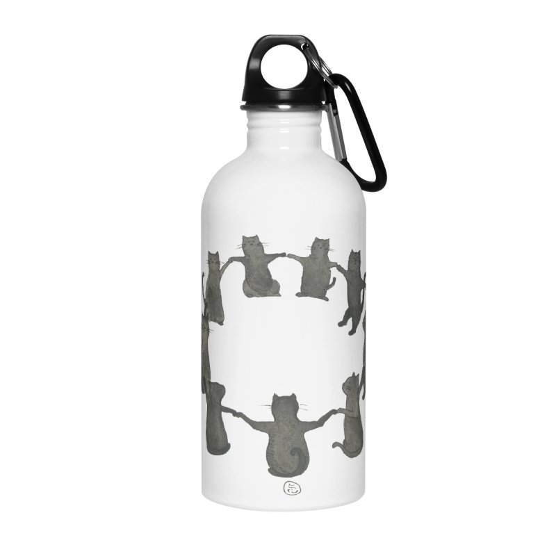 Kitty Coven Accessories Water Bottle by Stephanie Inagaki