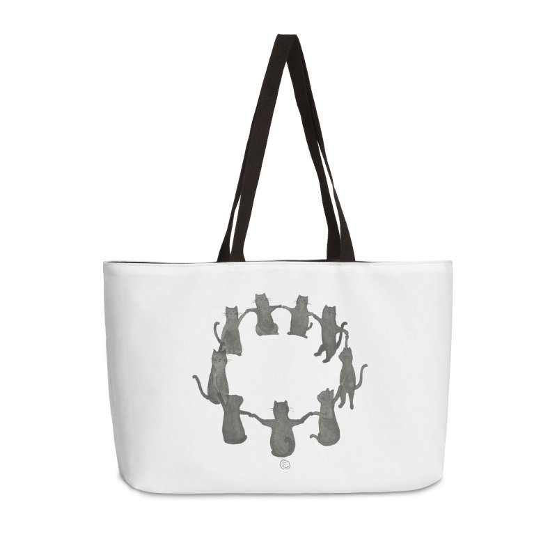 Kitty Coven Accessories Weekender Bag Bag by Stephanie Inagaki