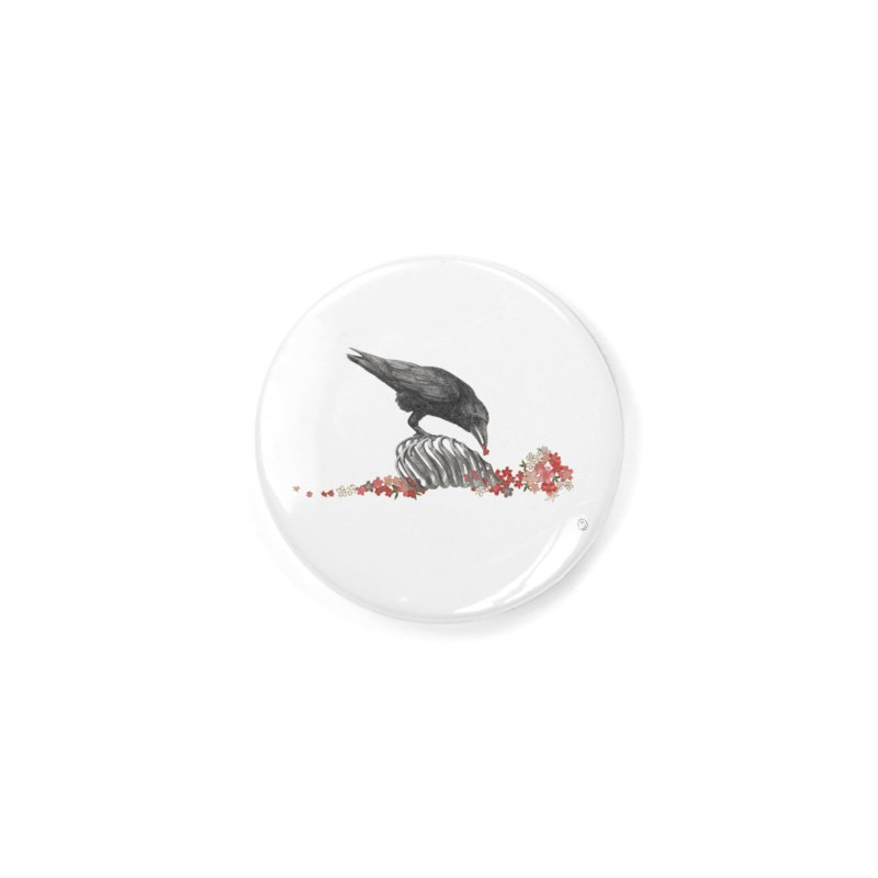 The Bloodflower Crossroads Accessories Button by Stephanie Inagaki