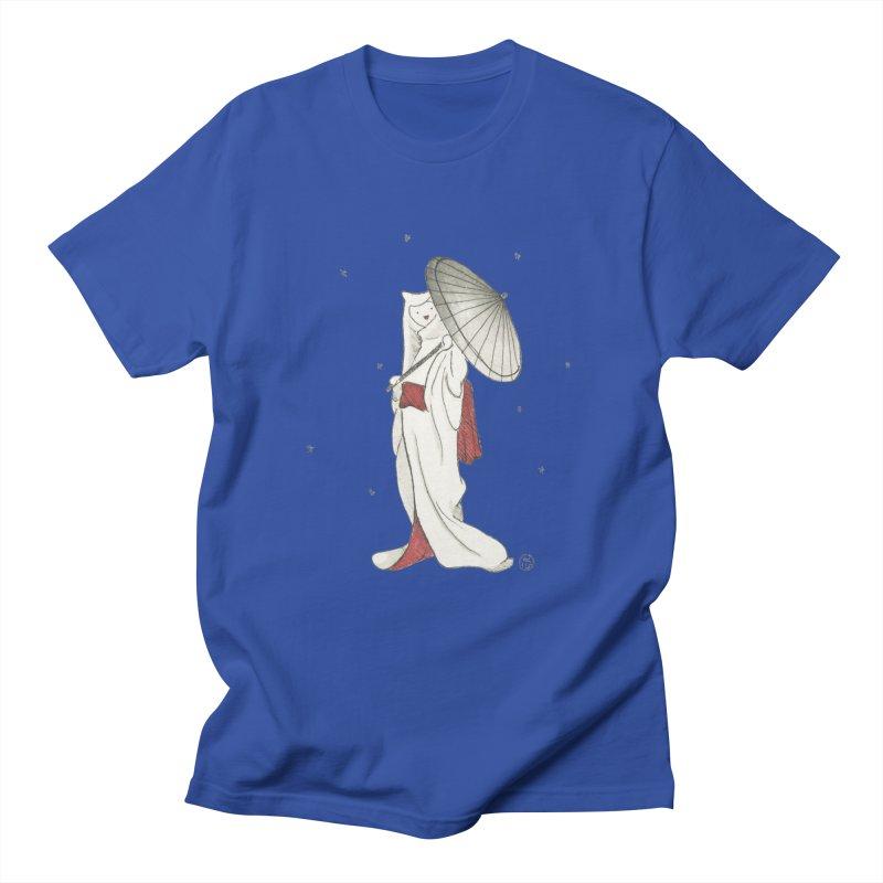 Yuki Hime  Men's Regular T-Shirt by Stephanie Inagaki
