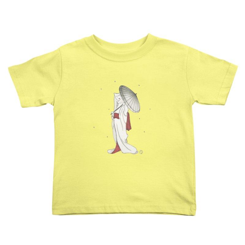 Yuki Hime  Kids Toddler T-Shirt by stephanieinagaki's Artist Shop