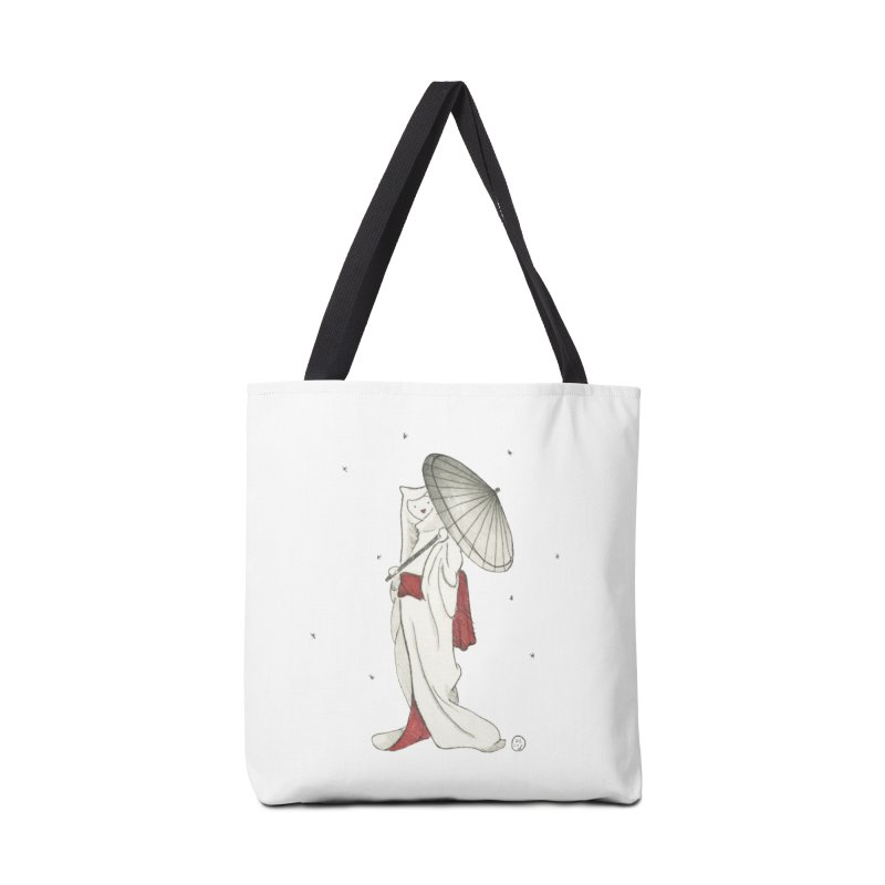 Yuki Hime  Accessories Tote Bag Bag by Stephanie Inagaki