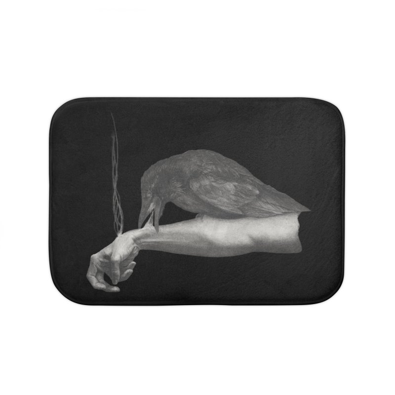 The Exorcism Demoneater Home Bath Mat by stephanieinagaki's Artist Shop