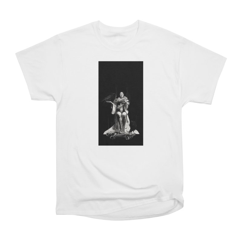 The Exorcism of Disembodied Souls Men's Heavyweight T-Shirt by stephanieinagaki's Artist Shop