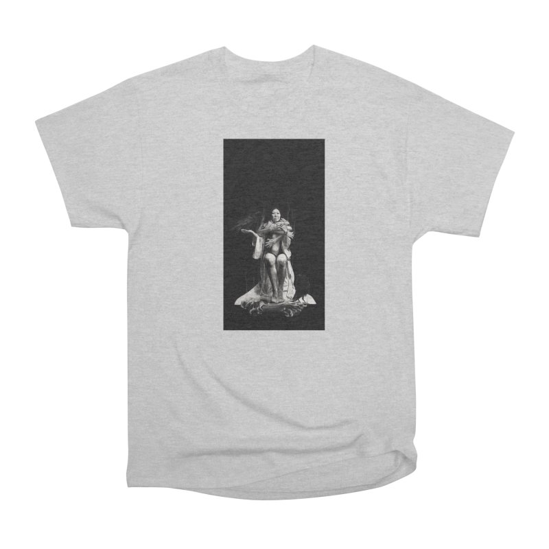 The Exorcism of Disembodied Souls Men's Heavyweight T-Shirt by Stephanie Inagaki