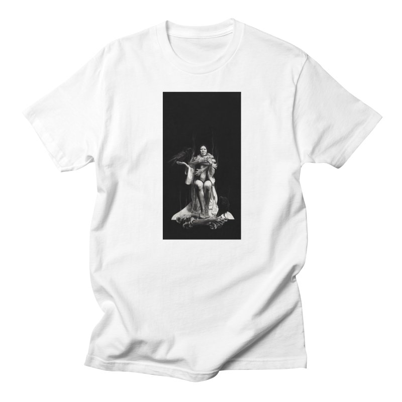 The Exorcism of Disembodied Souls Men's Regular T-Shirt by Stephanie Inagaki