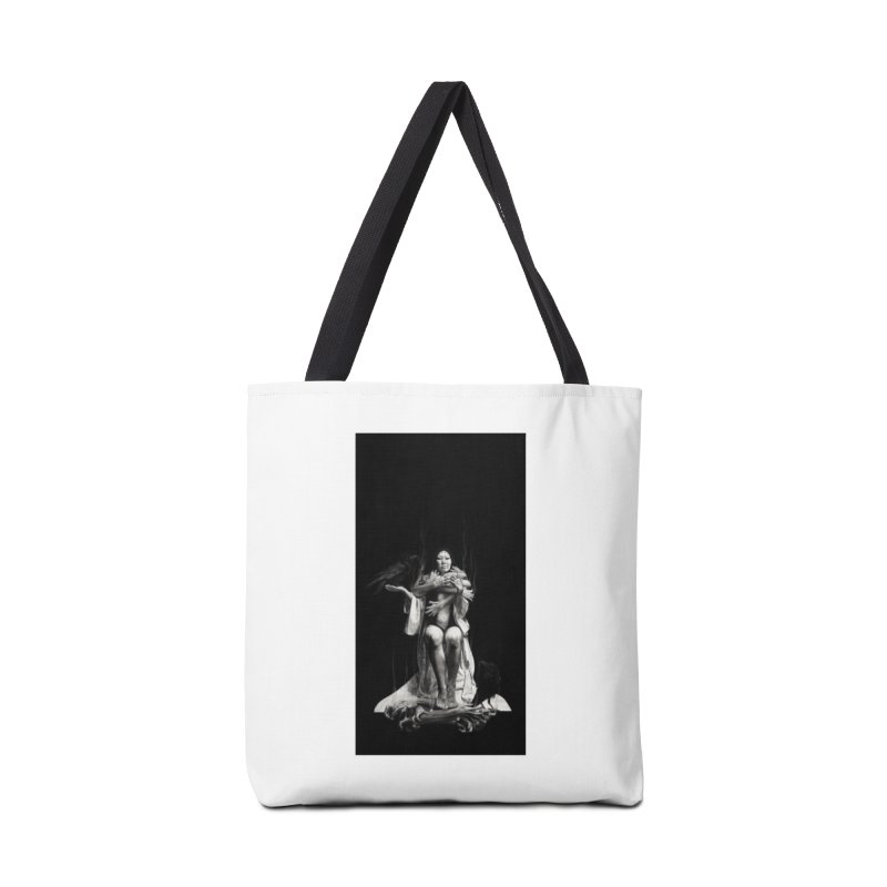 The Exorcism of Disembodied Souls Accessories Bag by Stephanie Inagaki