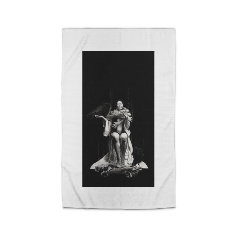 The Exorcism of Disembodied Souls Home Rug by Stephanie Inagaki