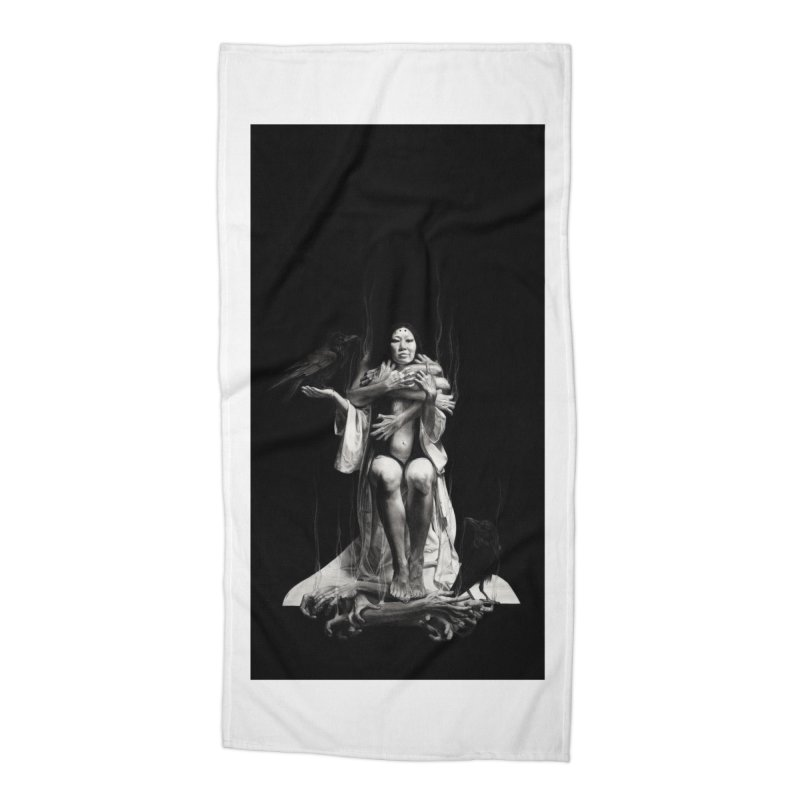 The Exorcism of Disembodied Souls Accessories Beach Towel by stephanieinagaki's Artist Shop