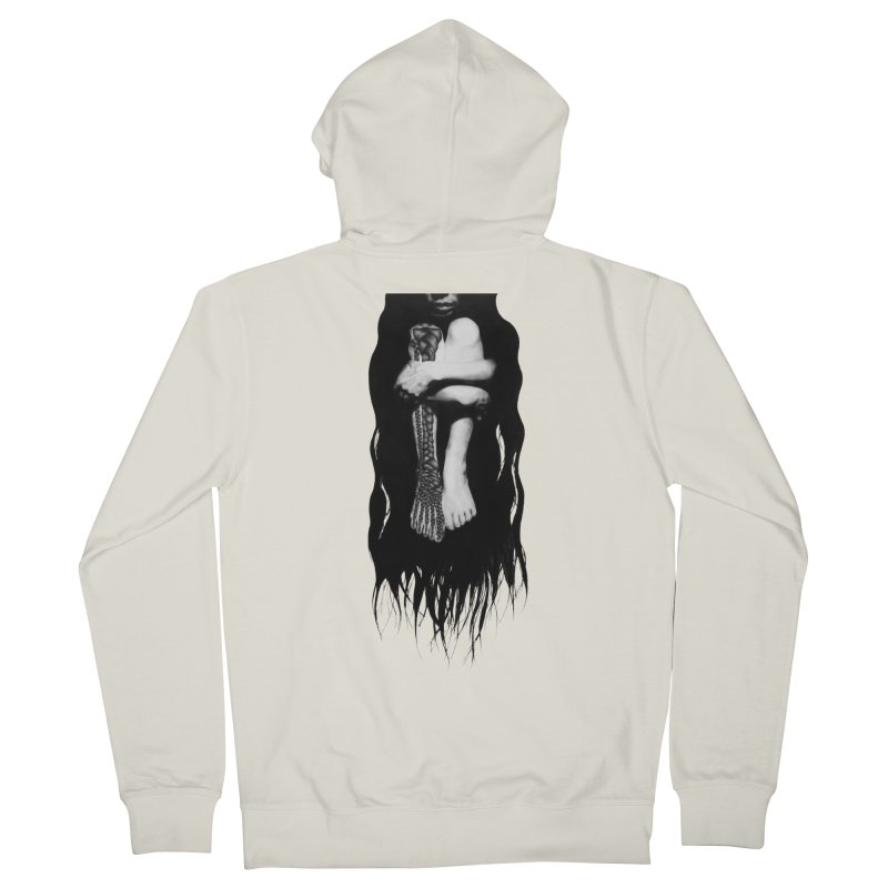 Untitled Men's French Terry Zip-Up Hoody by Stephanie Inagaki