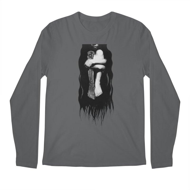 Untitled Men's Longsleeve T-Shirt by Stephanie Inagaki