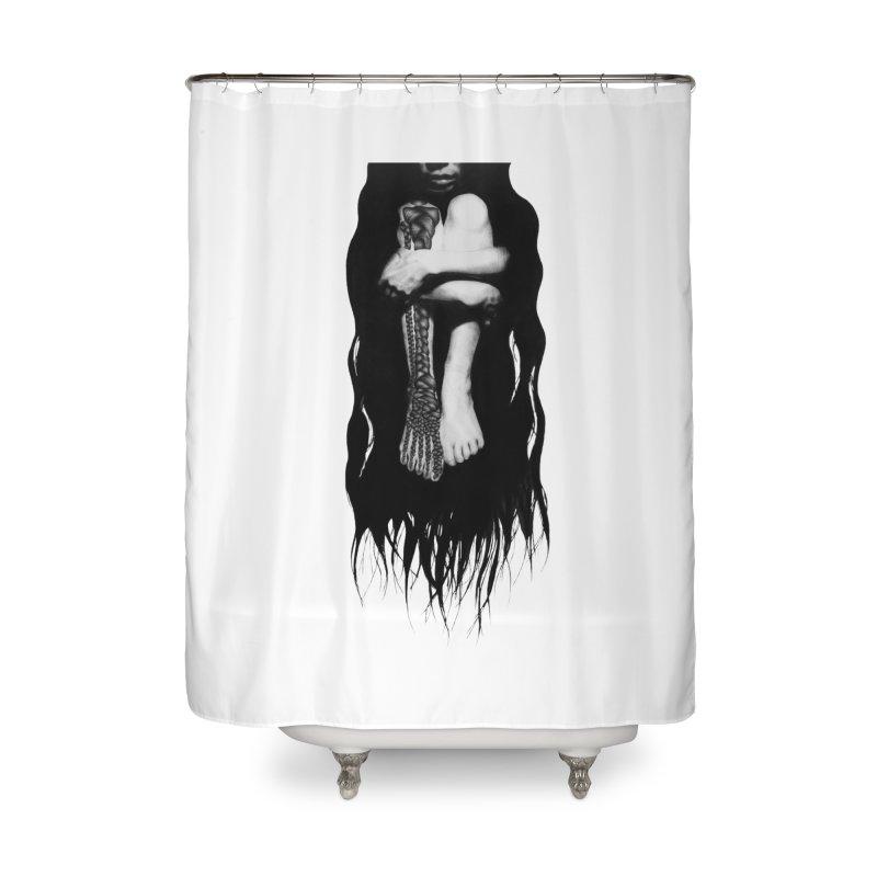 Untitled Home Shower Curtain by stephanieinagaki's Artist Shop