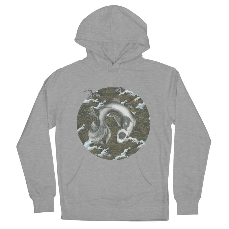 Nami Women's French Terry Pullover Hoody by stephanieinagaki's Artist Shop